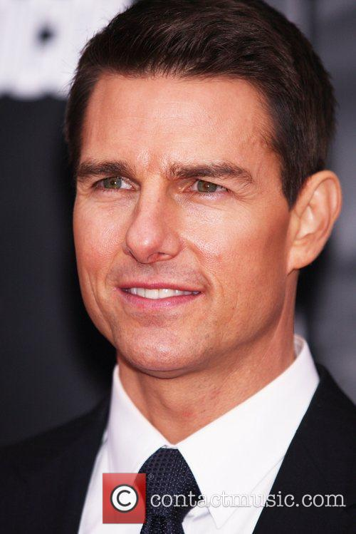 Tom Cruise and Ziegfeld Theatre 2