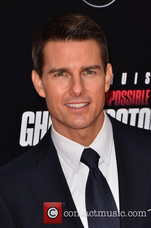 Tom Cruise and Ziegfeld Theatre 7