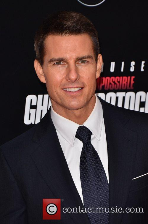 Tom Cruise and Ziegfeld Theatre 11