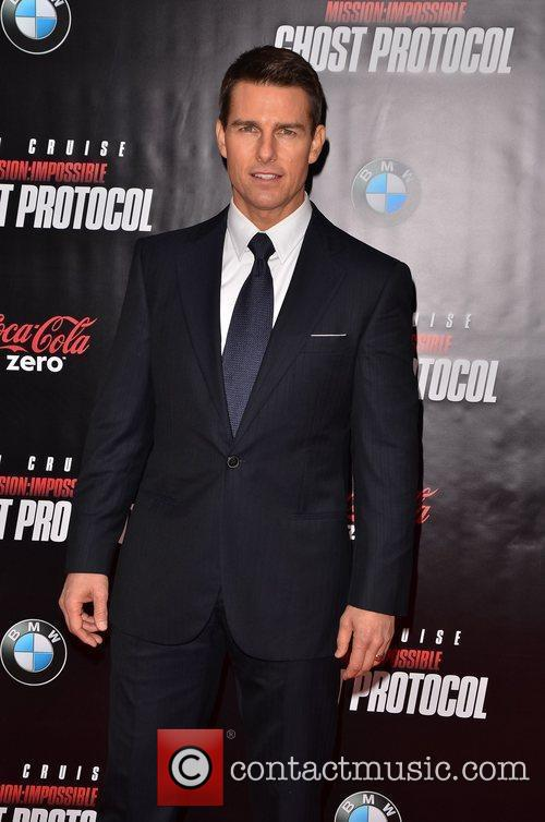Tom Cruise and Ziegfeld Theatre 4
