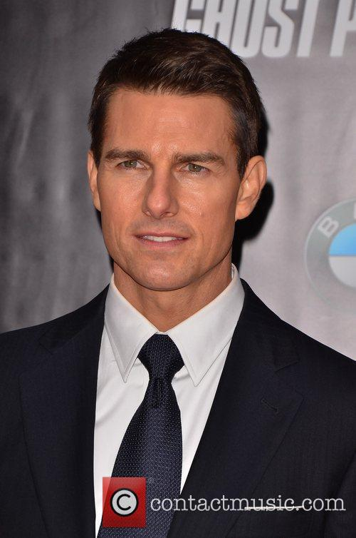 Tom Cruise and Ziegfeld Theatre 6