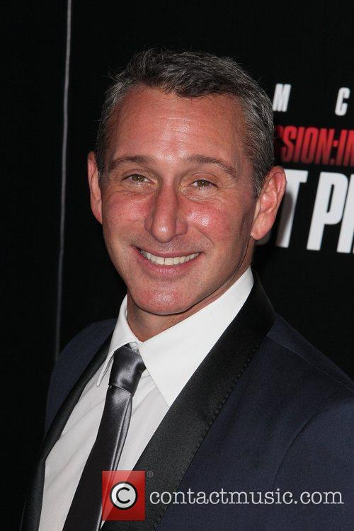 Adam Shankman and Ziegfeld Theatre 5