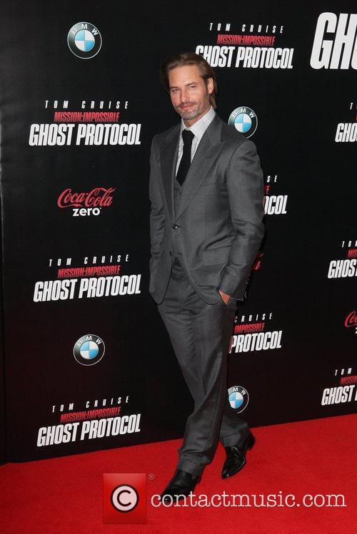 Josh Holloway and Ziegfeld Theatre 3