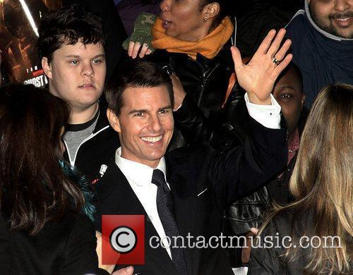 Tom Cruise and Ziegfeld Theatre 10