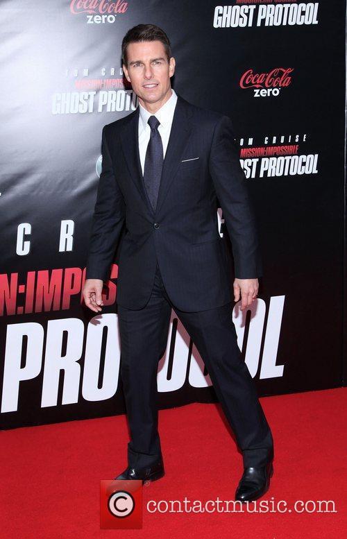 Tom Cruise and Ziegfeld Theatre 4