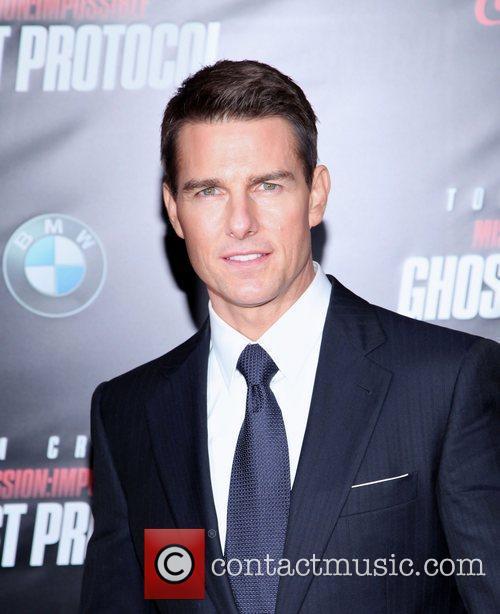 Tom Cruise and Ziegfeld Theatre 1