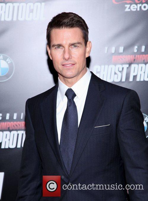 Tom Cruise and Ziegfeld Theatre 3
