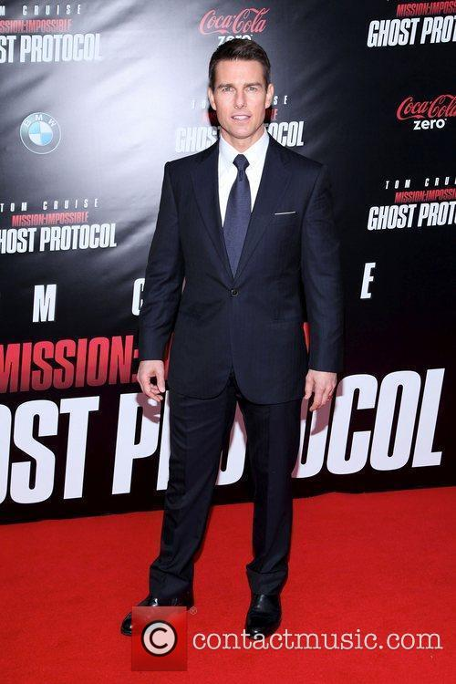 Tom Cruise, Ziegfeld Theatre