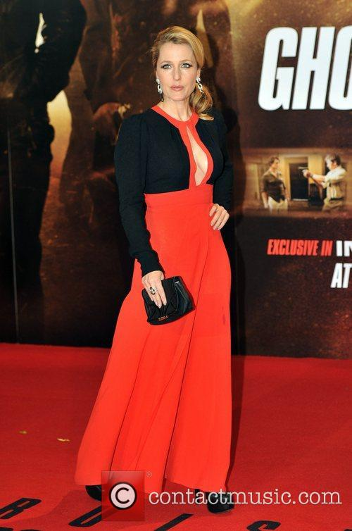 Gillian Anderson Mission Impossible: Ghost Protocol - UK...
