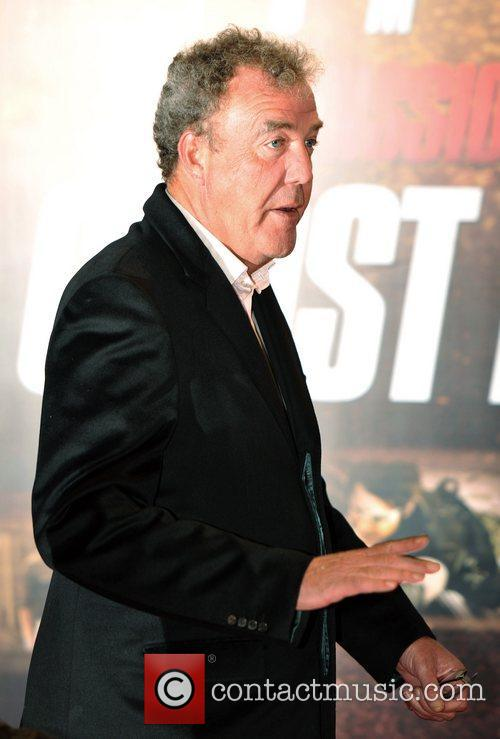Jeremy Clarkson Mission Impossible: Ghost Protocol - UK...