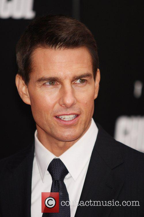 Tom Cruise and Ziegfeld Theatre 3