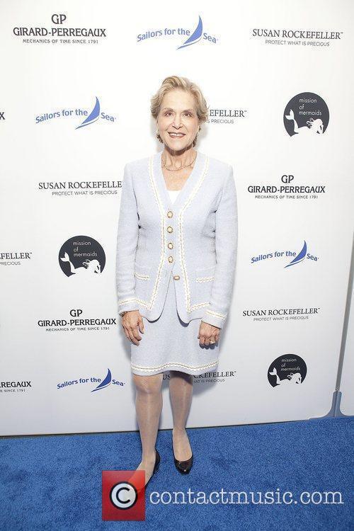 Judith Rodin at the Girard-Perregaux honors Susan And...