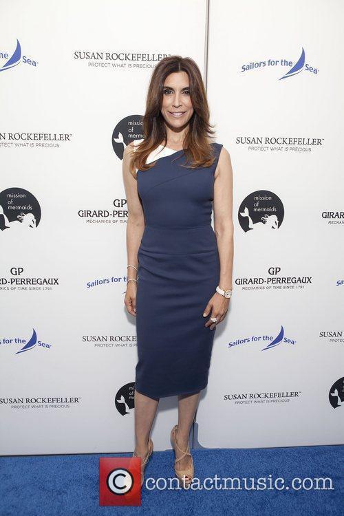 Julie Gilhart at the Girard-Perregaux honors Susan And...