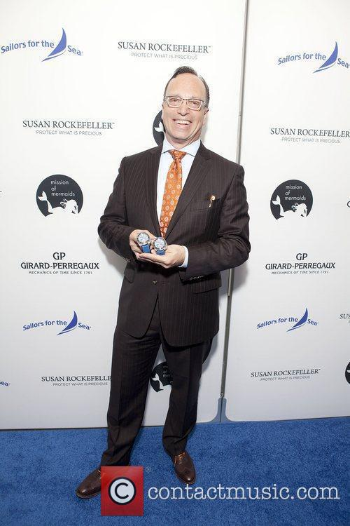 Mike Margolis at the Girard-Perregaux honors Susan And...