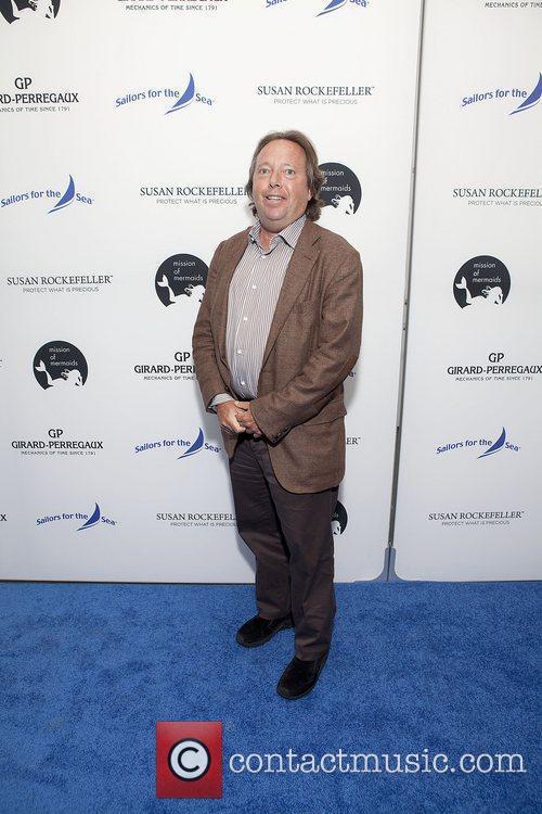 Richard Gelfond at the Girard-Perregaux honors Susan And...