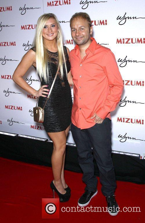 Mizumi grand opening hosted by Steve Wynn at...