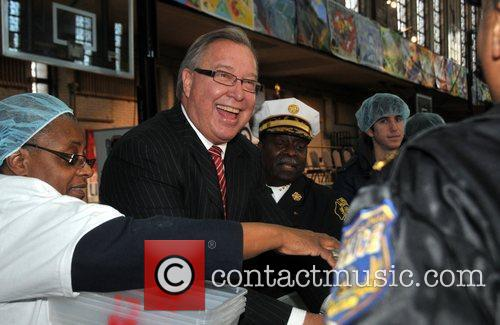 Ron Jaworski  The MLK Day of Service...