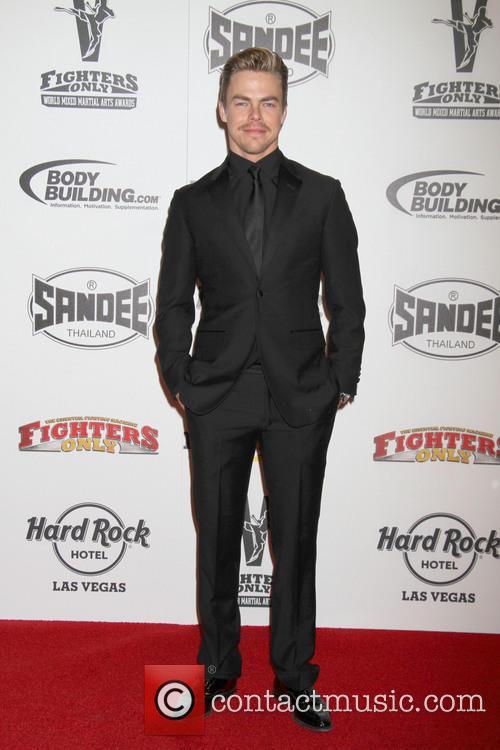 Derek Hough   2013 Fighters Only World...