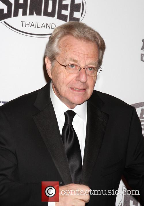 Jerry Springer Joining 'Good Morning Britain' Team For US Election Coverage