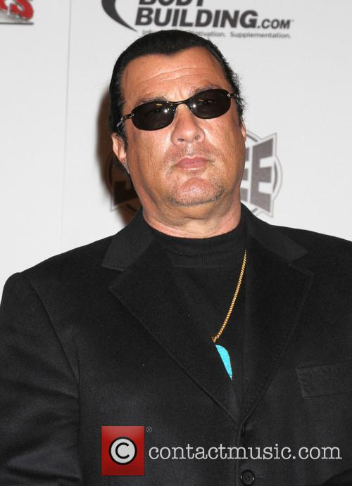 Ukraine Bans Steven Seagal As A National Security Threat