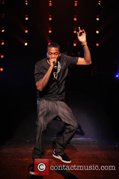 meek mill performs during maybach music group 5964435