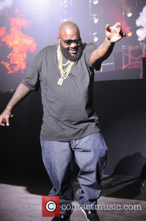 rick ross performs during maybach music group 5964439