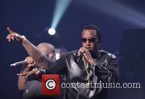 Sean and P. Diddy Combs 4