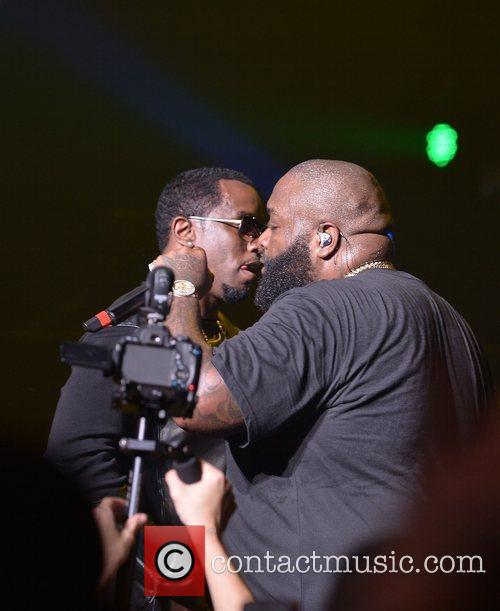 Sean Combs and Rick Ross 1