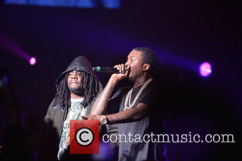 Wale and Meek Mill 6