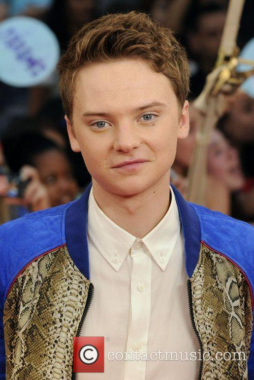 Conor Maynord  MMVA 2012 (Much Music Video...