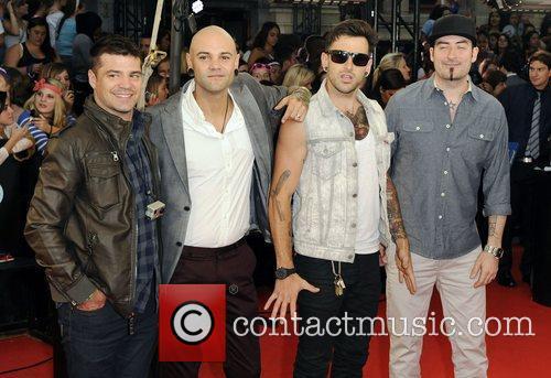 Hedley  MMVA 2012 (Much Music Video Awards)...