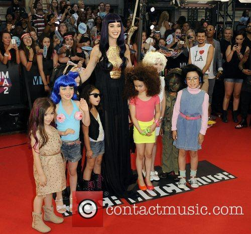 Katy Perry and Guests MMVA 2012 (Much Music...