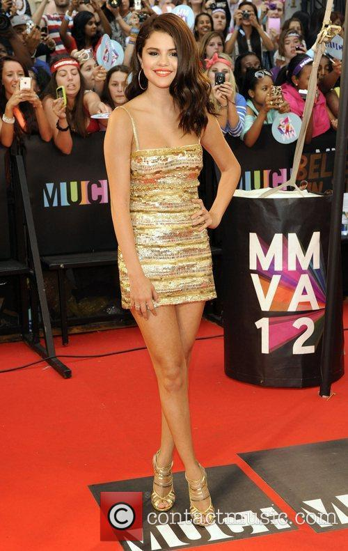 MMVA 2012 (Much Music Video Awards) at the...