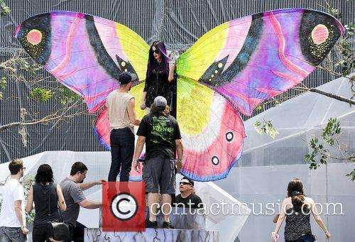 Saturday's rehearsal for the 2012 MMVA's (MuchMusic Video...