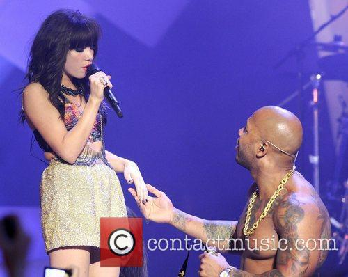 Carly Rae Jepsen and Flo Rida 2