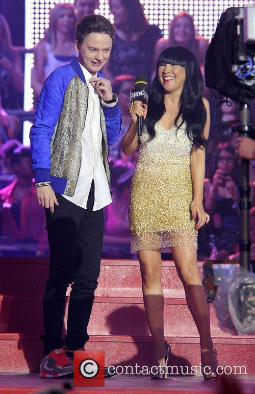 Conor Maynord and Lauren Toyota  MMVA 2012...