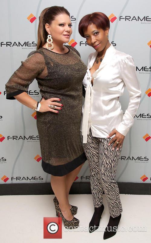 Karen Gravano; Sibrena Stowe de Fernandez VH1's 'Mob...