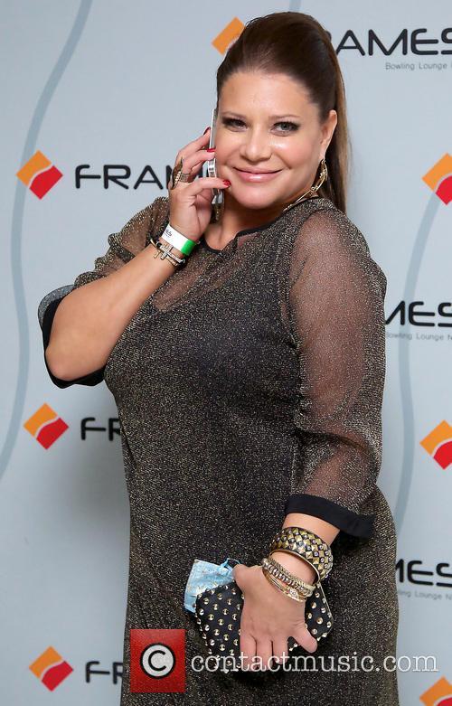 Karen Gravano VH1's 'Mob Wives' season 3 premiere...