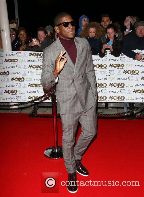 Labrinth The MOBO awards 2012 held at the...