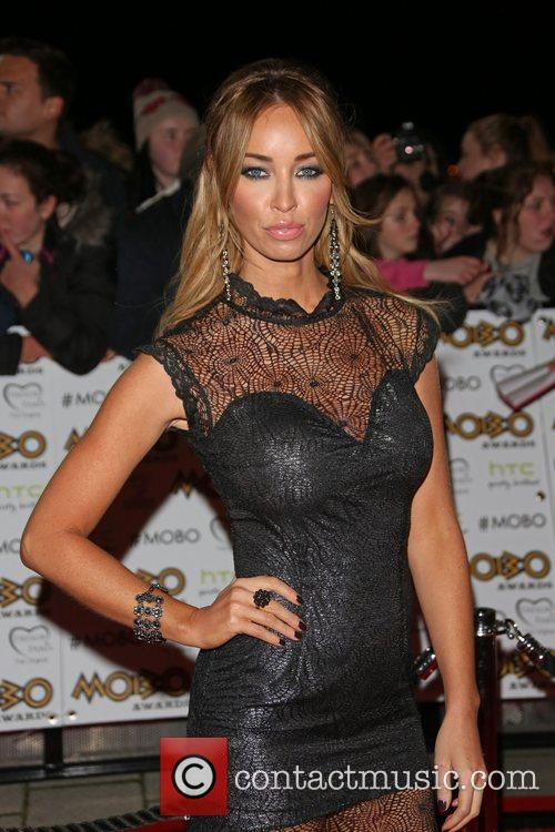 Lauren Pope and Mobo 3