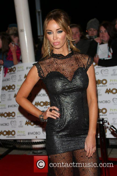 Lauren Pope and Mobo 4