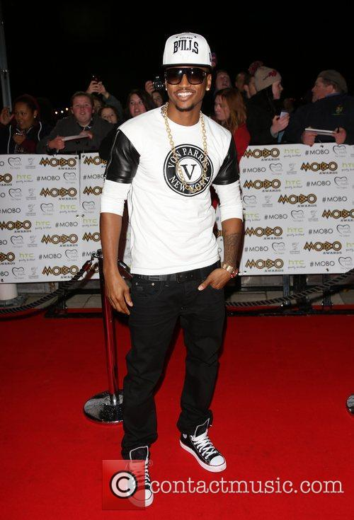 trey songz the mobo awards 2012 held 4160433