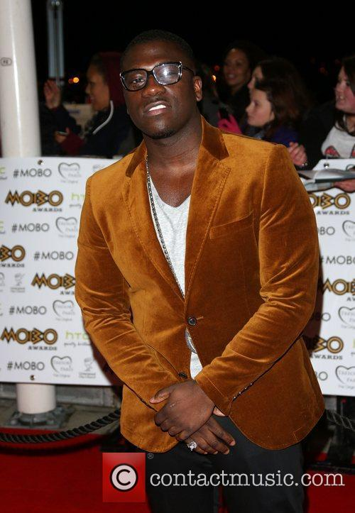 Smiler The MOBO awards 2012 held at the...