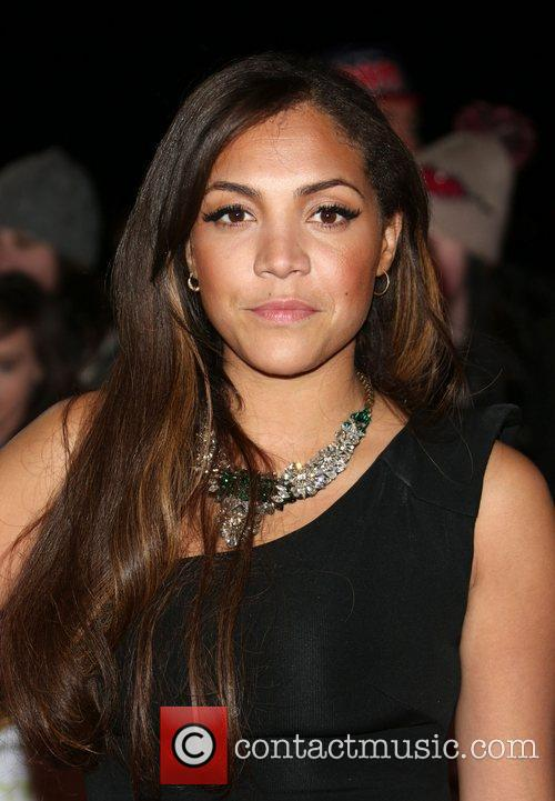 Miquita Oliver The MOBO awards 2012 held at...