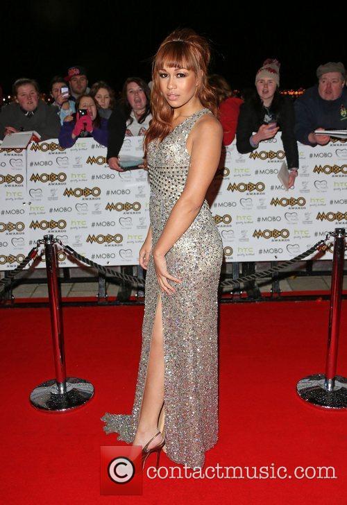 Rebecca Ferguson The MOBO awards 2012 held at...