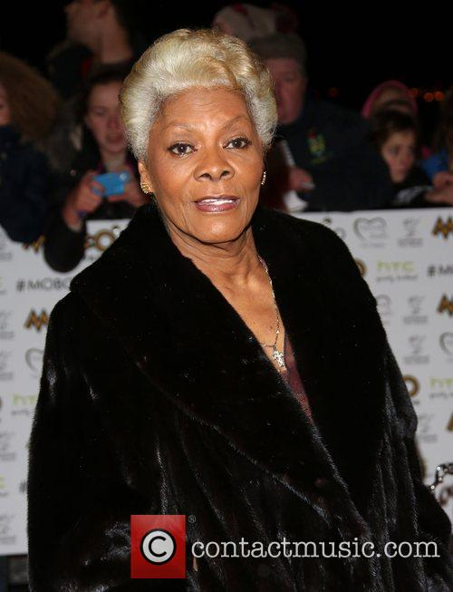 Dionne Warwick The MOBO awards 2012 held at...