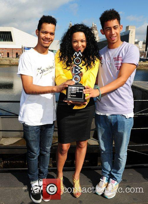 Katie Price and Rizzle Kicks 7