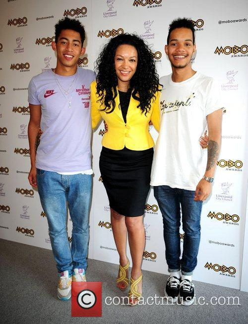 Katie Price and Rizzle Kicks 9