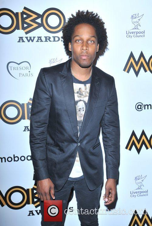 Lemar and MOBO 1