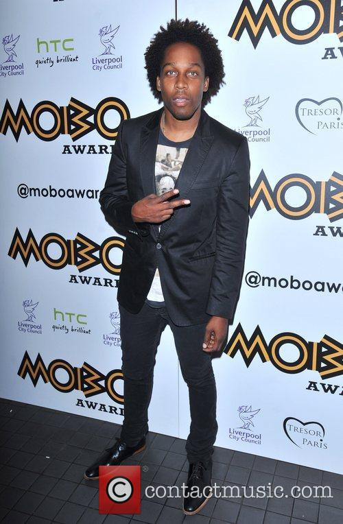 Lemar and MOBO 2